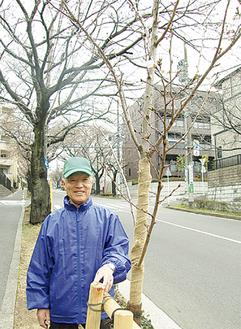 「成長が楽しみ」と柳田会長