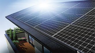 新製品のHIT230シリーズは世界最高水準の変換効率を誇る