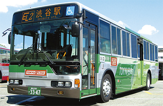 通勤高速バス「TOKYU E―Liner」