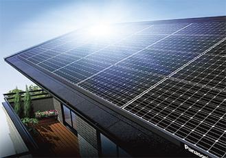 HIT230シリーズは世界最高水準の変換効率を誇る