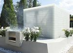 新設された永代供養墓地「天空」。5万円〜