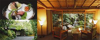 伊豆・修善寺温泉に佇む数寄屋造りの純和風旅館