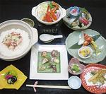 蟹コース(7,500円税別)