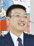 「防災用品は準備している」と話す小川さん(33)