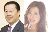 講師を務める山本社長(左)と森洋子さん