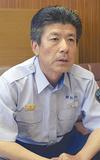 福島県での経験を語る関谷署長