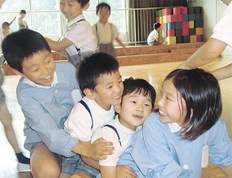 笑顔あふれる学園生活
