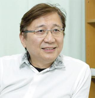 地域医療への思いを語る武田理事長
