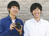 八桁さん(右)と高橋さん