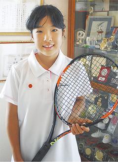 日本代表として北京遠征に参加する大橋さん
