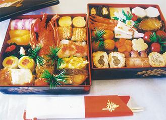 「おせち料理」3〜4人前42,000円(税込)