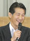講演する加藤敬二さん