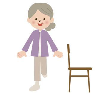 転倒予防で高齢者守る