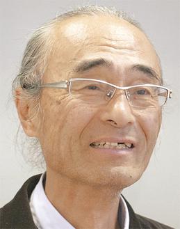 青葉区サッカー協会会長としてサッカーイベントを企画する 紙本 文夫さん 奈良町在住 68歳