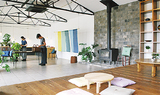 住宅を思わせる空間