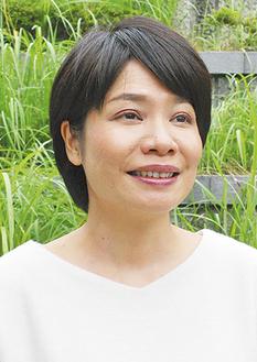 「共感しあって、力になれば」と上田さん