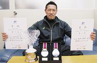 全日本ボブスレーで2冠