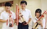 NHK杯で全国大会へ