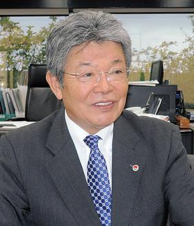 選出された坂本会長