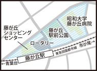 藤が丘駅前の再整備検討