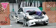 事故の怖さ、目の前で
