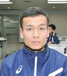 池田耀平選手(2年)「自分の中で手応えがある」