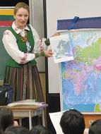 「リトアニアと杉原」学ぶ