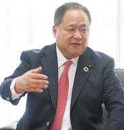 新議長に横山氏