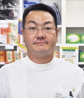 会長に就任した小松氏