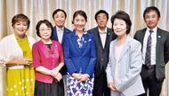 内田県議が令和を祝う会