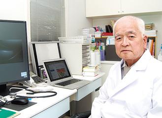 がん検診を語る小田切院長