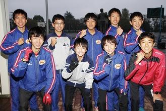 関東大会では県勢1位で入賞を目指す駅伝チーム