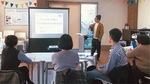 地域起業セミナー関連の「小商い講座」の様子