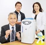 先進医療レベルの水素吸引機