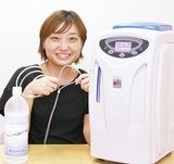 水素吸引機が治療院で注目