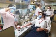 「オールトヨタ」で献血支援