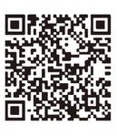 県のLINE相談QRコード。友だち登録で相談可