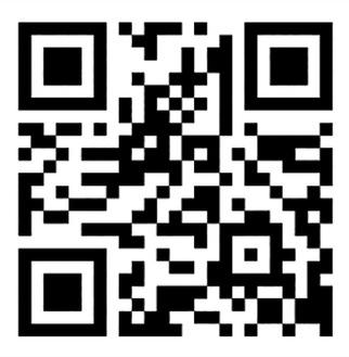 メール申込QRコード。必要事項を入力し送信を