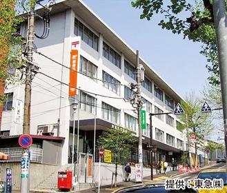 青葉台郵便局の2階、3階を活用する