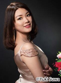 ソプラノ歌手の森野美咲さん
