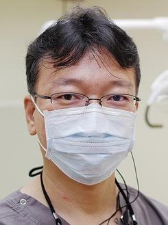青葉区歯科医師会の近藤氏