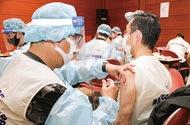 ワクチン接種に向け準備