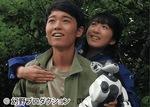 倫太郎役を演じる土師野さん(左)