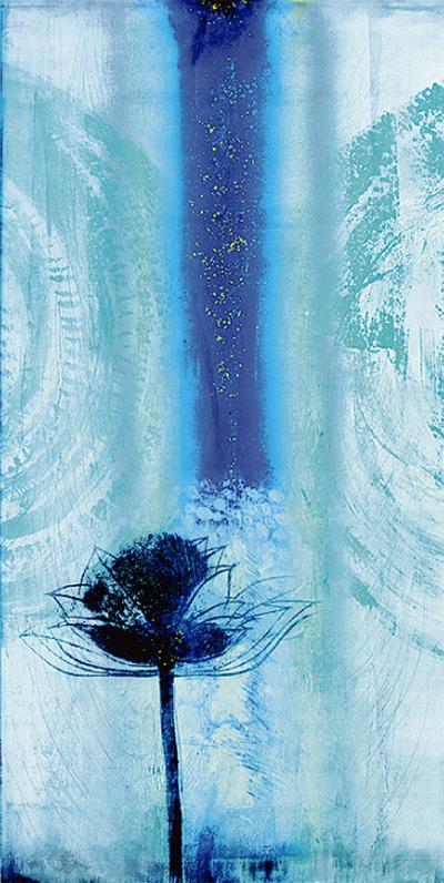 「宇宙に咲く華」
