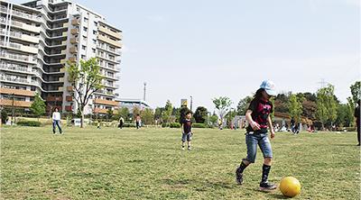 市民のオアシス玄海田公園