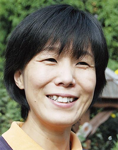 上野 秋子さん