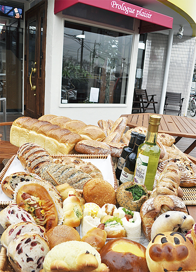パン職人が創るスイーツ&カフェ開店