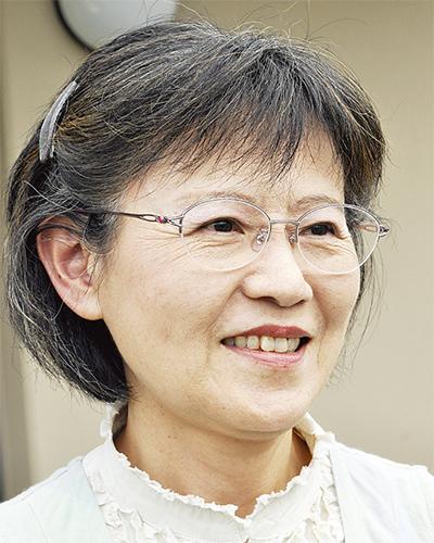山田 範子さん