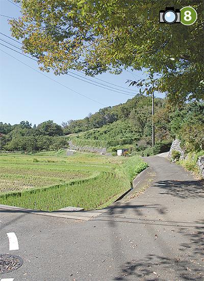 奈良川源流域を巡る