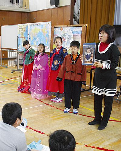 民話から学ぶ異国文化